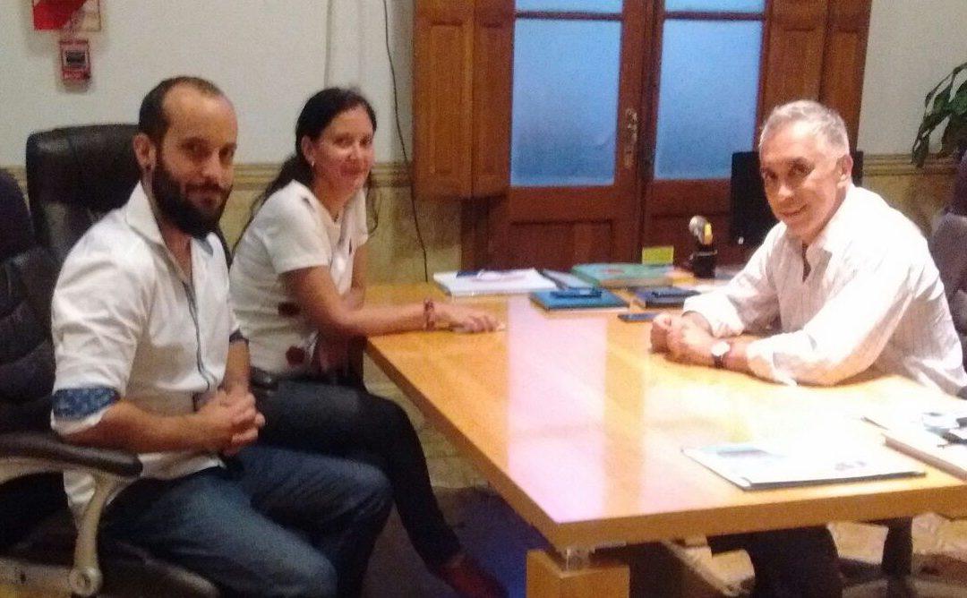 APAC se reunió con Jorge Álvarez por aportes al cine cordobés