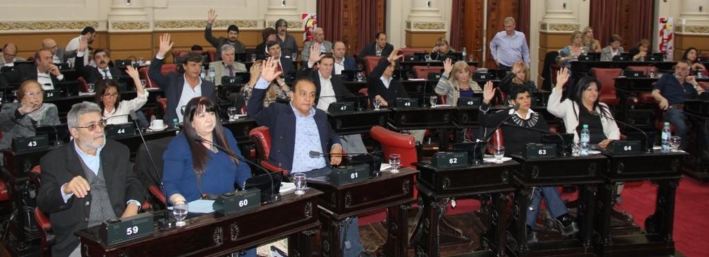 Se aprobó la Ley Audiovisual Córdoba con alto consenso político