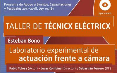Cursos APAC con el apoyo del Polo Audiovisual Córdoba