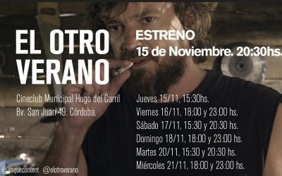 """Estreno de """"El Otro Verano"""""""