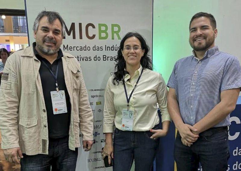 Reunión con CAMPRO en Brasil
