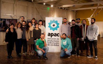 Se conformó la Agrupación Audiovisual Villa María – APAC Villa María