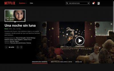 Una Noche Sin Luna: Cine Cordobés en Netflix