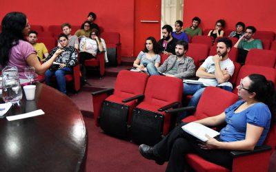 Capacitación para presentación de proyectos en Villa María