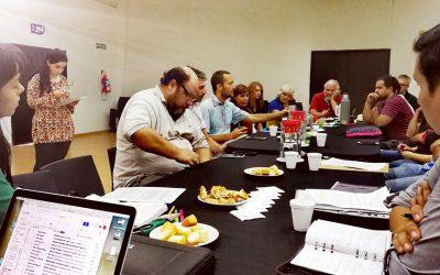 APAC representando a FAVA en la mesa de trabajo NEA – INCAA