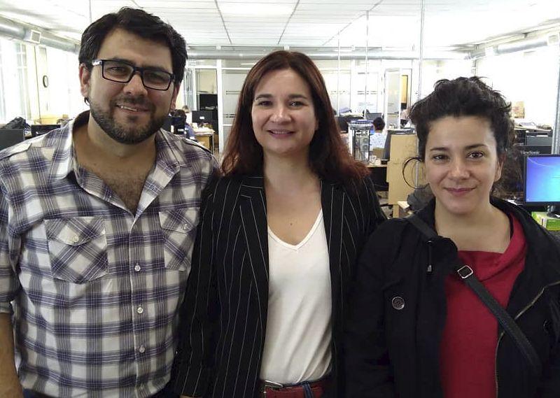 Mesa de guionistas de APAC se reunió con el Polo Audiovisual
