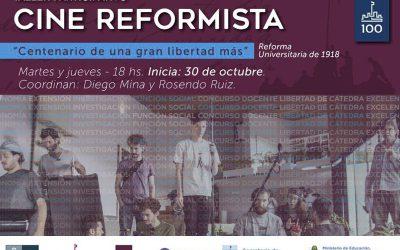 "Taller Participativo ""Cine Reformista"""