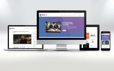 Lanzamiento de la nueva web de APAC