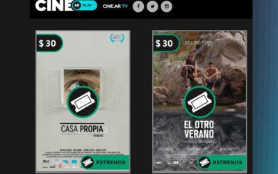 """""""Casa Propia"""" y """"El otro verano"""" ya están en cine.ar"""