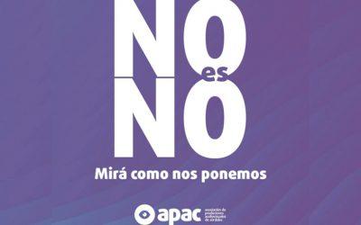 Comunicado: #NoEsNo #MiráComoNosPonemos