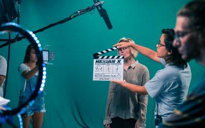 Culminó el rodaje de la serie Hexian de Muchas Manos Films