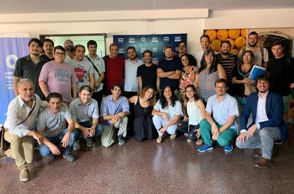 APAC en el Primer Encuentro Federal de Productorxs Audiovisuales en Tucumán