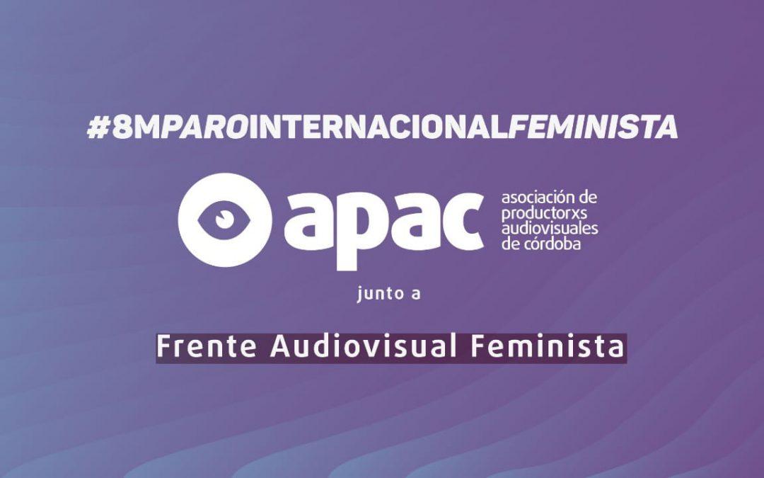 #8M Paro internacional feminista
