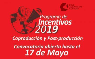 Polo: 1er llamado 2019 incentivos a coproducción y postproducción