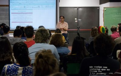 Curso de diseño de proyectos + FoCo Córdoba