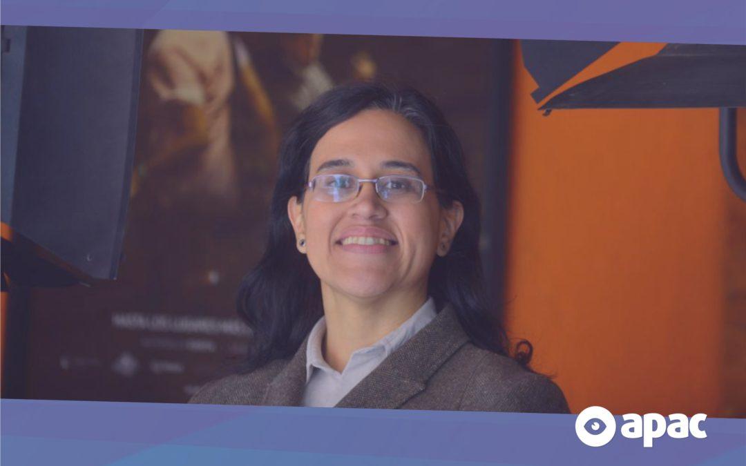 Entrevista en La Voz a Paola Suárez