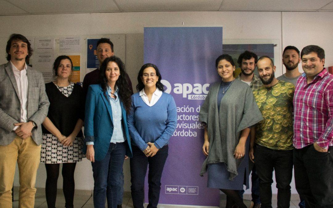 Se lanzó el OAC – APAC Observatorio Audiovisual de Córdoba