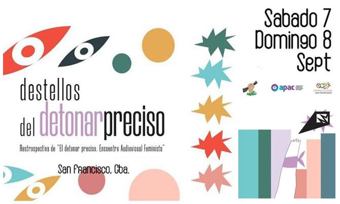 Fin de semana de audiovisual y géneros en San Francisco