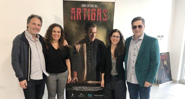 Estrena «Artigas» en canal Encuentro