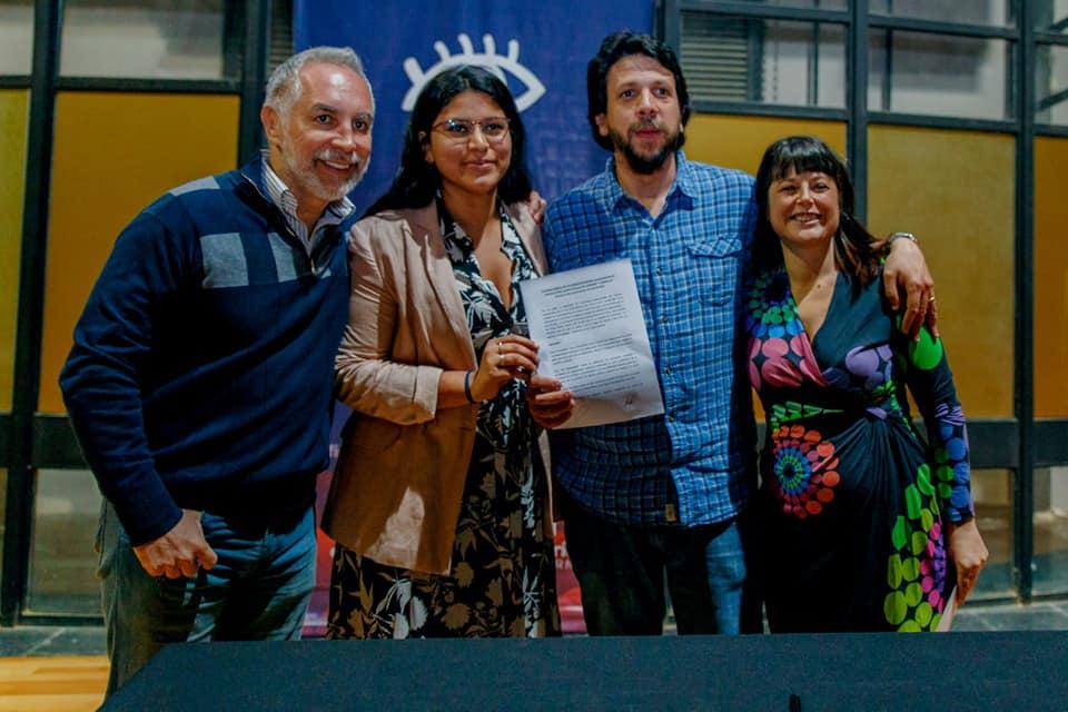 Participación en el FICER 2019 y firma de convenio
