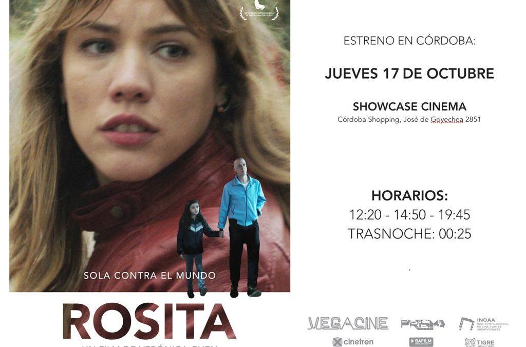 Este jueves estrena Rosita