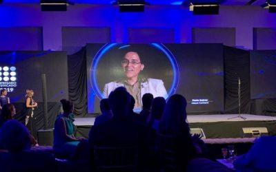 Paola Suárez, presidenta de APAC, empresaria destacada del año