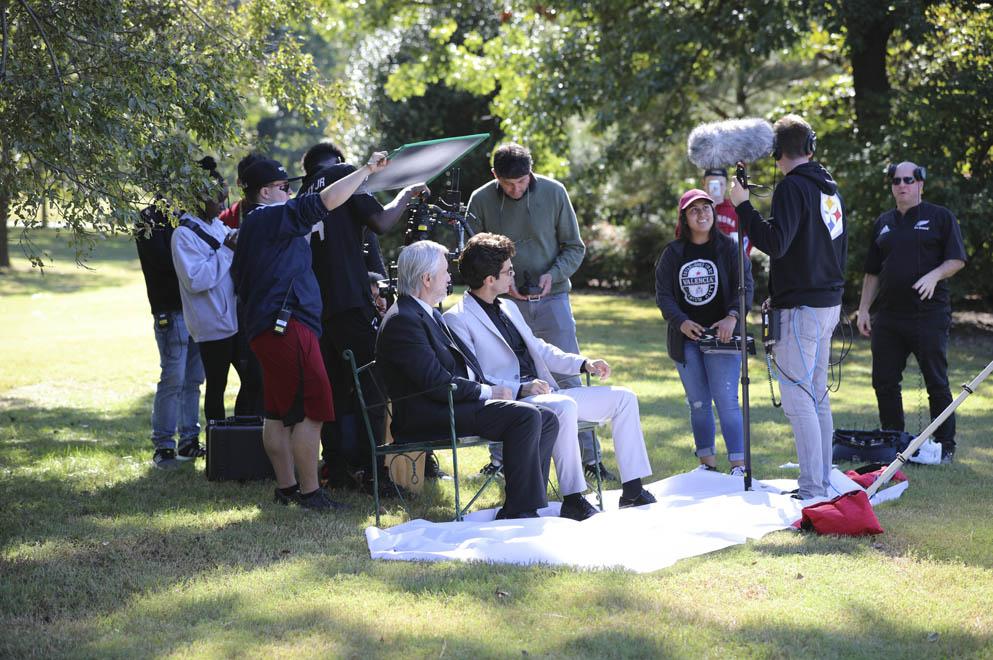 """Culmina en Oklahoma el rodaje de la película """"Yo, Traidor"""""""