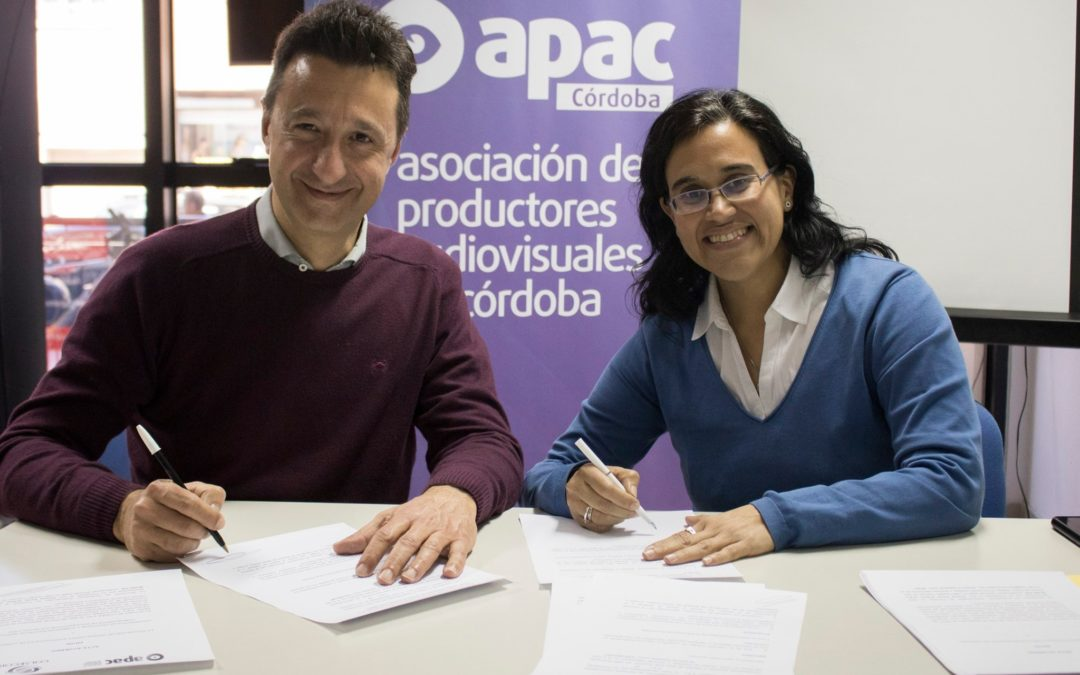 COLSECOR aprueba convenio con APAC