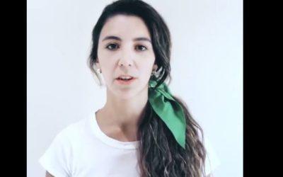 Mensaje del Frente Audiovisual Feminista