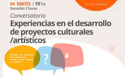 Ciclo de conferencias virtuales para Industrias Creativas