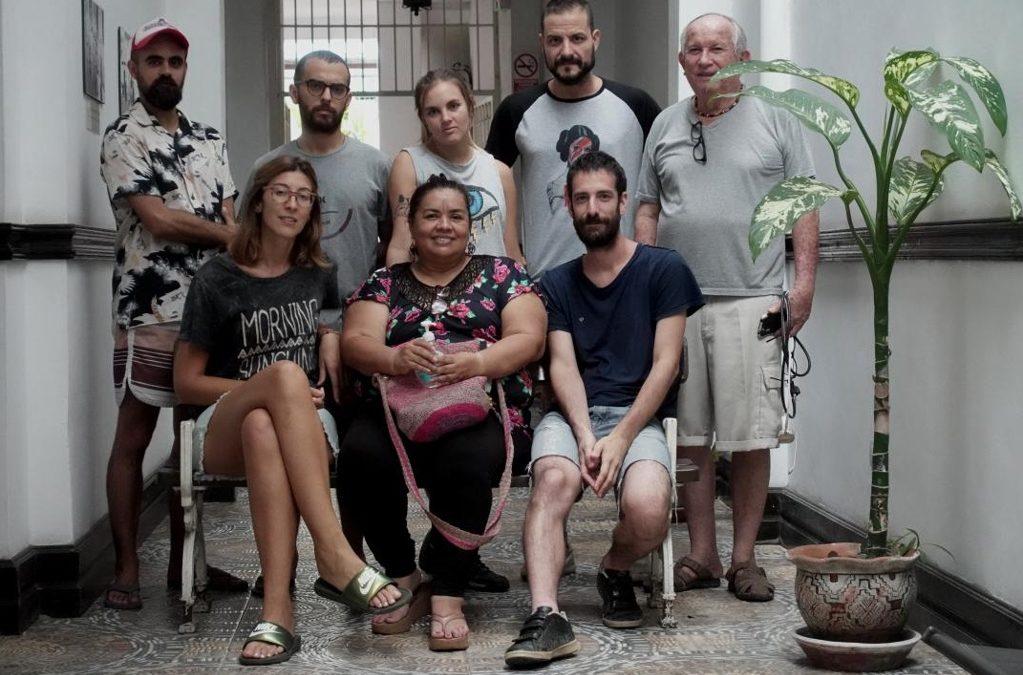 Preocupación y gestiones para repatriar a socixs varadxs en Amazonía Peruana