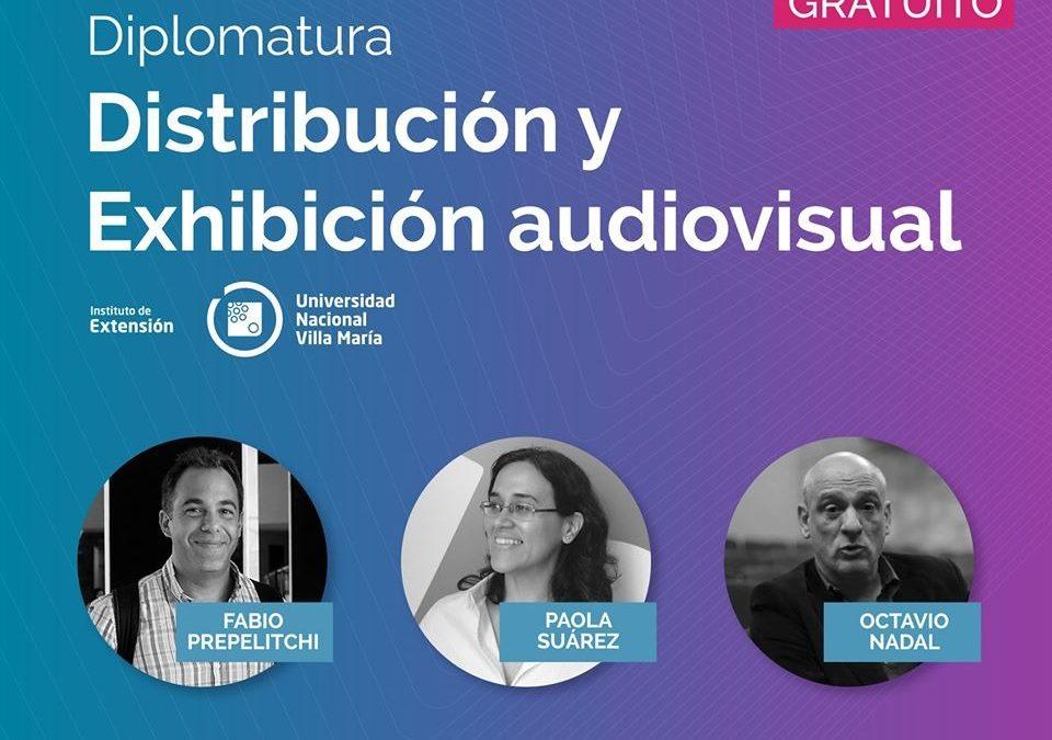 Webinar de presentación de la Cohorte 2020 del Diplomado en Distribución Audiovisual