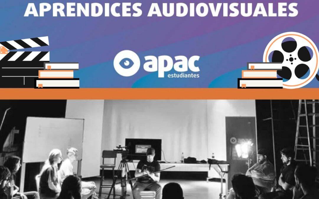 Adhesión Proyecto Aprendices Audiovisuales