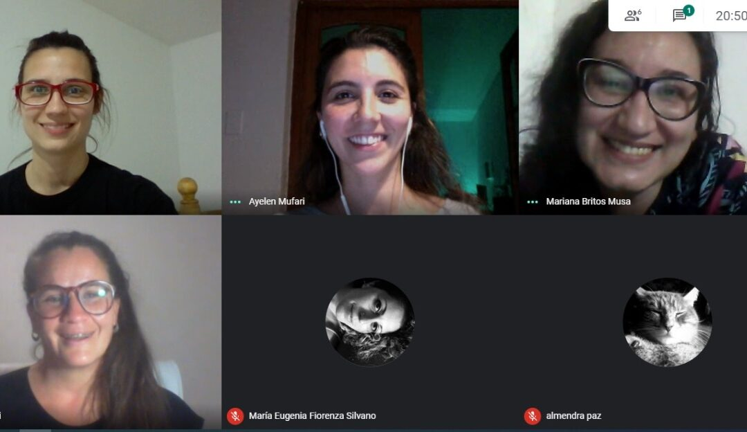 La comisión de Género APAC se reúne con Marcela Pozzi