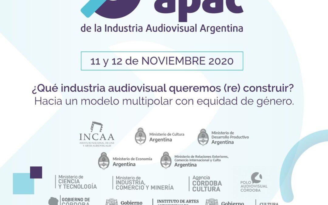 Primer Coloquio de la Industria Audiovisual Argentina: hacia un modelo multipolar con equidad de género