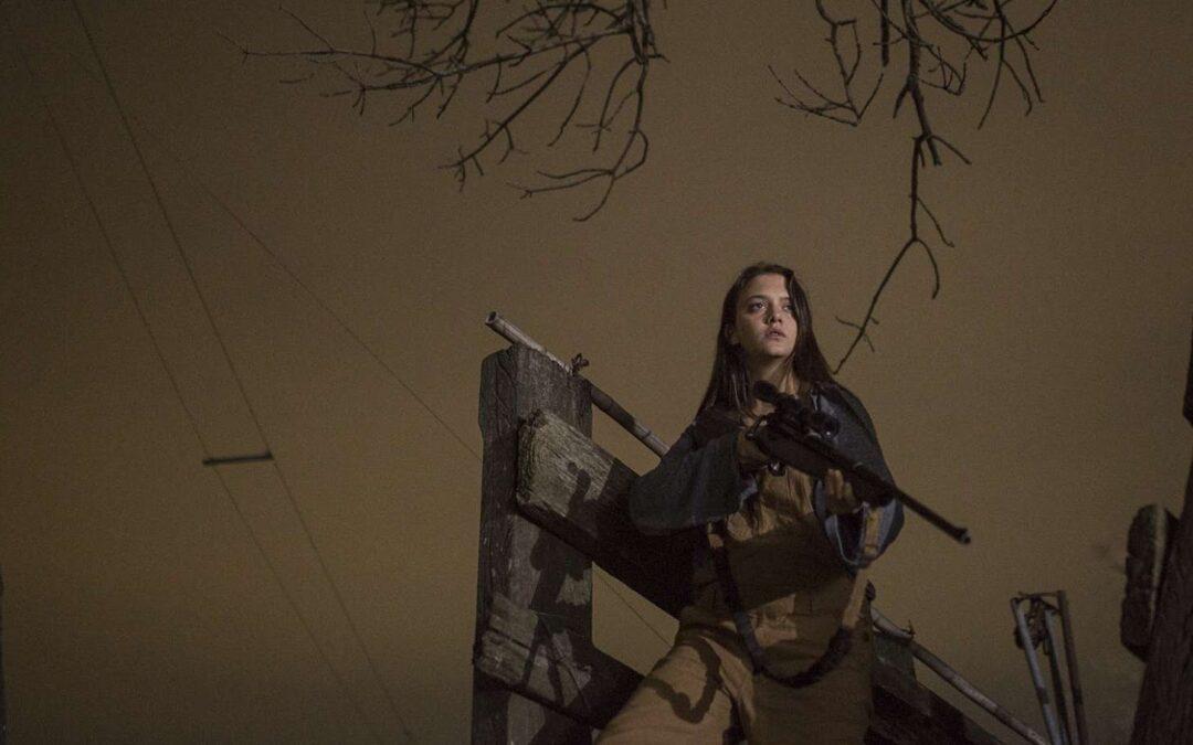¡Sangre Vurdalak: Mejor Película Latinoamericana en el Festival Rojo Sangre!