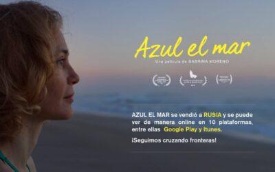 La película «Azul el mar» estrena en Rusia