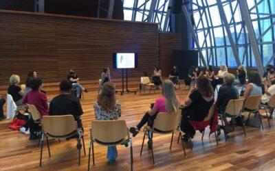 Participamos de encuentro con representantes de Ministerios de Cultura y de Géneros de la Nación