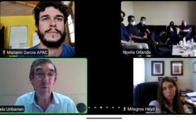 Reunión mensual de la Unión Industrial de Córdoba