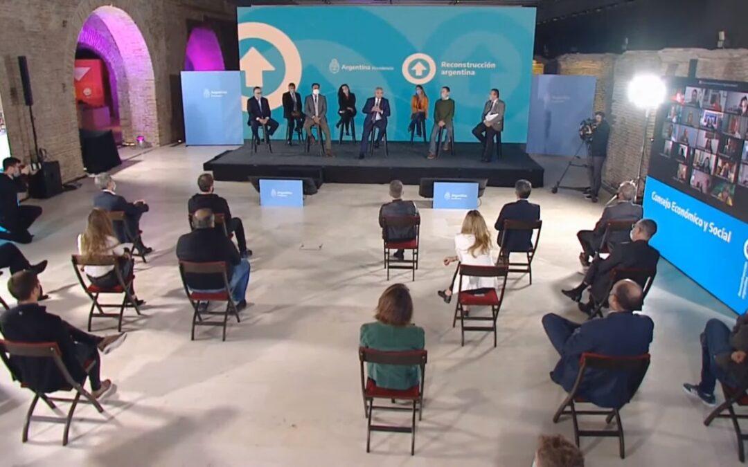 Participamos en el lanzamiento del Plan de Contenidos Argentinos