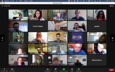 APAC presente en la reunión mensual de la UIC